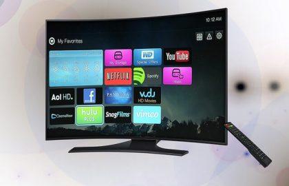 פיתוח אפליקציות לטלוויזיות חכמות